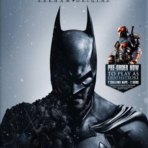 BATMAN ARKHAM ORIGIN