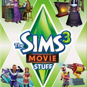 THE SIMS 3 MOVIE STUFF DLC