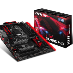 z170a gaming pro
