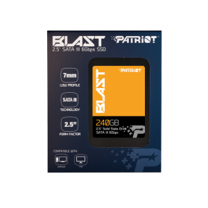 BLAST 240GB (Medium)