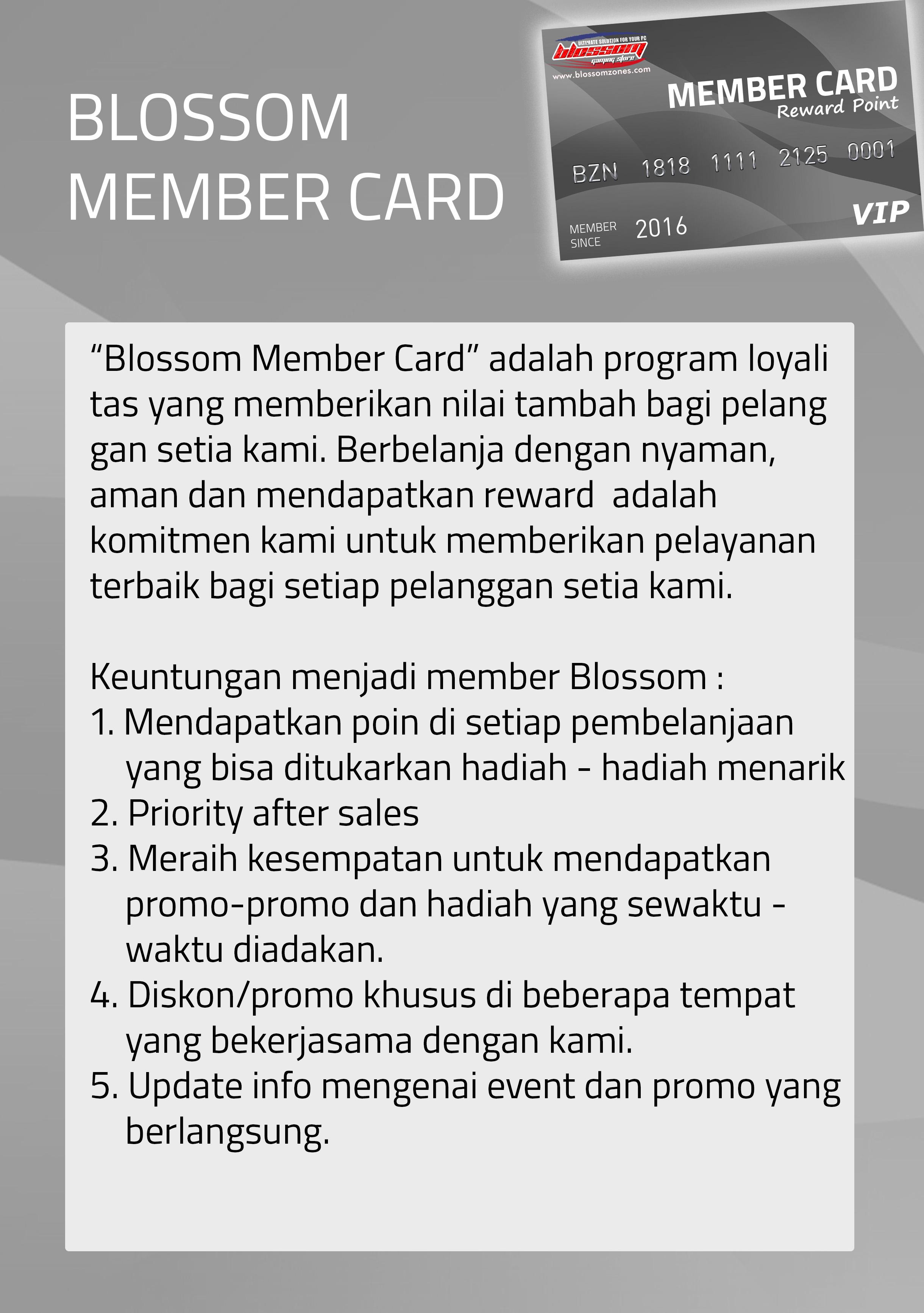 benefit member