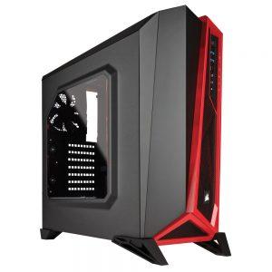 spec alpha BLACK RED