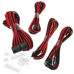 EXT BLACK RED